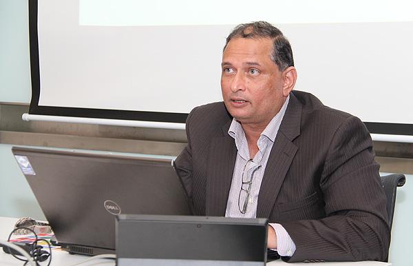 Dr. Nitin Paranjape