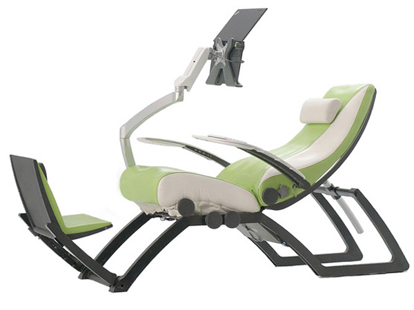 The Best Ergonomic Chair Is The One You 39 Re Not Sitting In