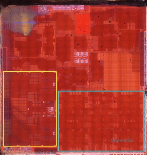 (Image Source: Chipworks, Annotations: AnandTech)