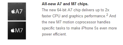 Apple still strongly believes in custom-designing its own chips to maximize performance and battery life on its devices. <br> Image source: Apple