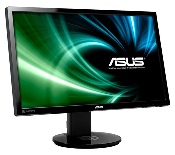The ASUS VG248QE with G-Sync technology.