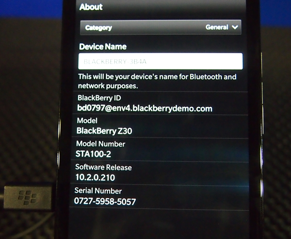 Hands on blackberry z30 hardwarezone the z30 is the first blackberry device to run on bb102 os reheart Image collections