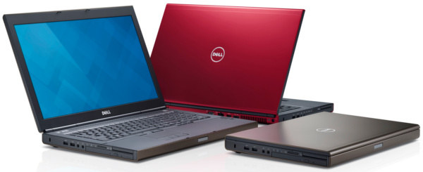 Dell Mobile Workstations M4800 and M6800.