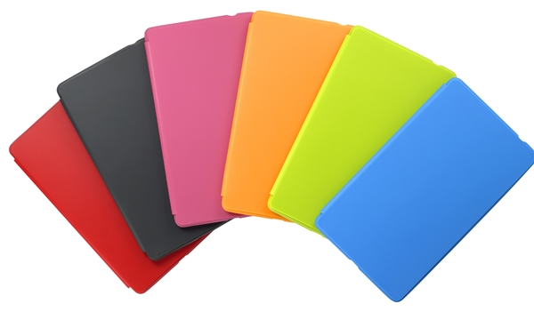 Travel covers for the Nexus 7. <br> Image source: ASUS