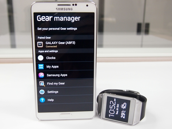 The Samsung Galaxy Gear will remain an exclusive and expensive tech accessory for the company's premium Galaxy devices.