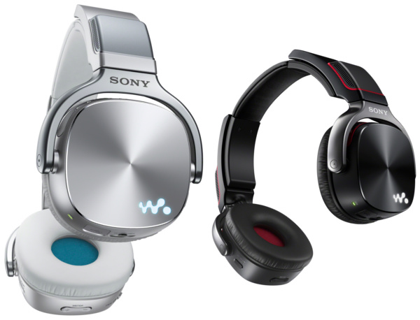 NWZ-WH505. (Image source: Sony.)