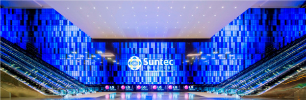 Image source: Suntec Singapore.