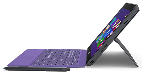 At long last, the Surface Pro 2 gets its Haswel' update.