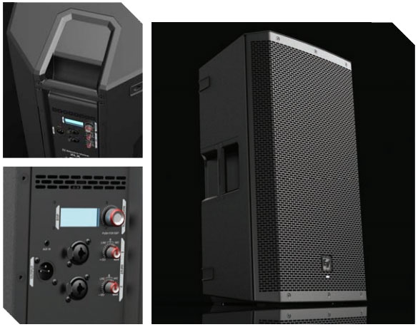 electro voice launches zlx series of loudspeakers. Black Bedroom Furniture Sets. Home Design Ideas