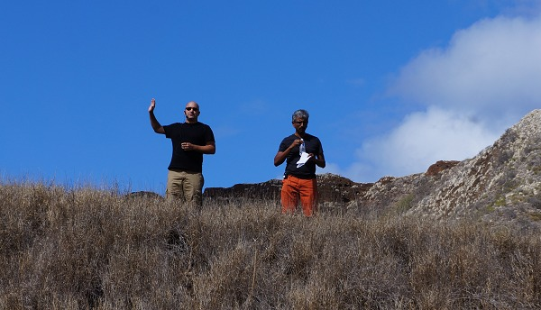 AMD's VP of Visual Computing, Raja Koduri (right), delivered his opening speech at the Diamond Head Crater, Hawaii  to kick start the AMD GPU14 tech media conference with special emphasis on improving both hardware and software to deliver the ultimate visual experience. More details to follow soon.