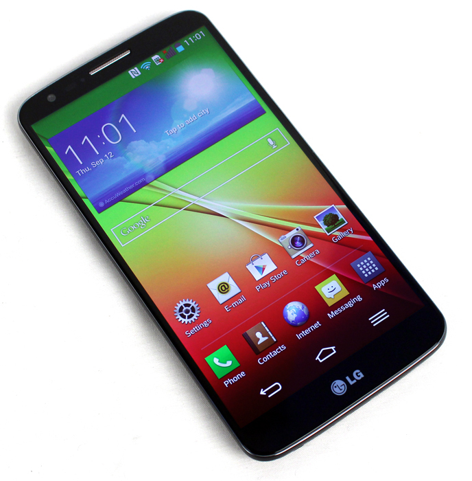 Will the LG G2's successor sport a 2K display?