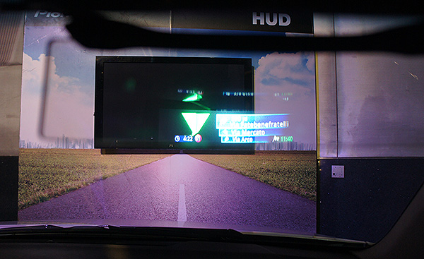 The Pioneer NavGate HUD is undoubtedly cool, but there's no word yet on whether Pioneer will bring this to other Asian markets outside of Japan.