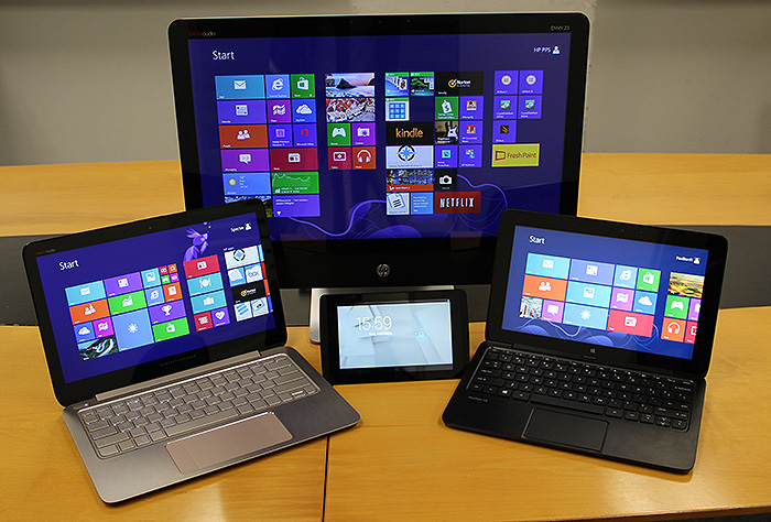 Look out for these new HP products in the coming months.