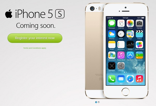 Getting the new iPhone 5s or iPhone 5c? StarHub's registration of interest is now up!