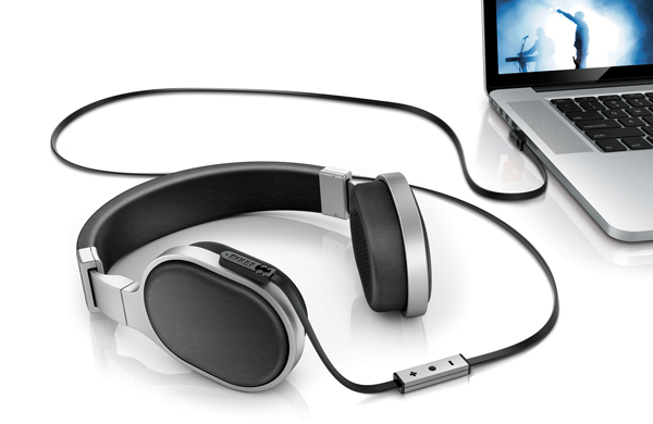 KEF enters the mass consumer headphone game with the M500.