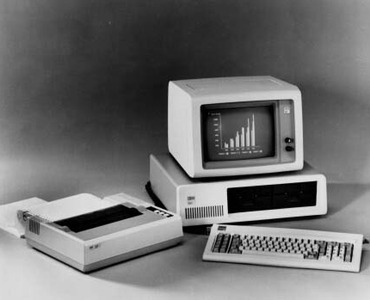 An IBM PC from the company's 5100 series. (Image Source; IBM)