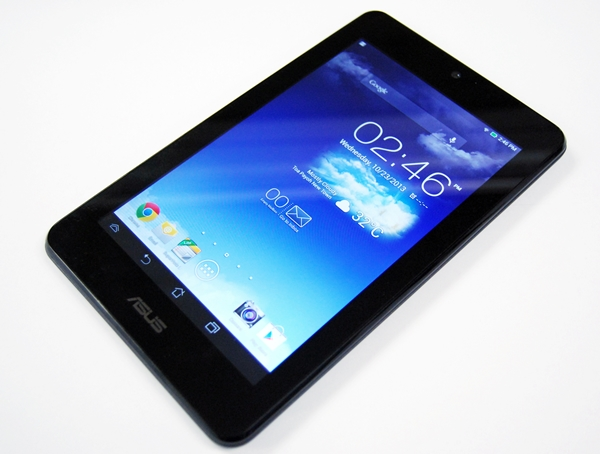 The ASUS MeMO Pad HD 7 is positioned as an entry level Android tablet for the masses.