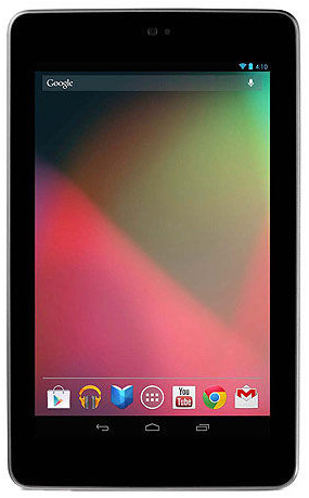 ASUS Nexus 7 (2012 edition)