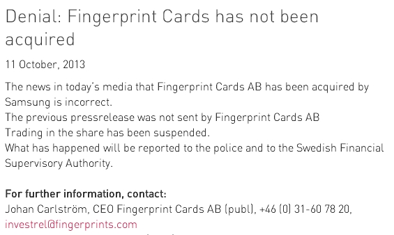 Image source: Fingerprint Cards
