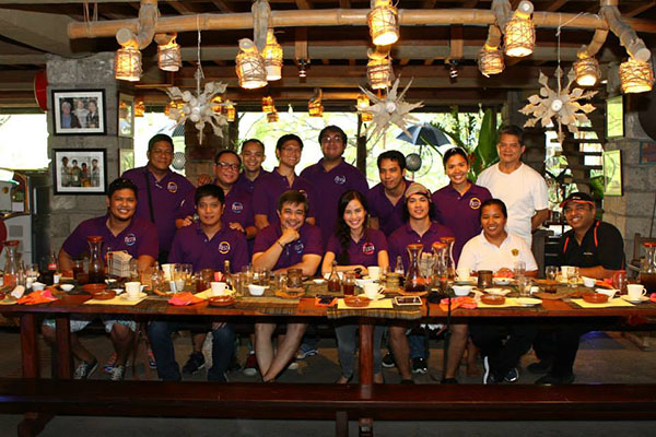 Lunch at Bale Dutung was another scrumptious affair where the media participants dined with an extensive 10-course meal, hosted none other than renowned Chef Claude Tayag, epitomizing the Fiesta Charmer profile.