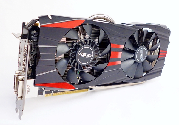 The ASUS Radeon R9 280X DirectCU II TOP 3GB GDDR5 card features the new Radeon R9 280X that is overclocked to 1070MHz. In addition, it features a custom cooler powered by the CoolTech fan technology.