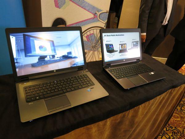 Tổng quan thiết kế của HP ZBook 14