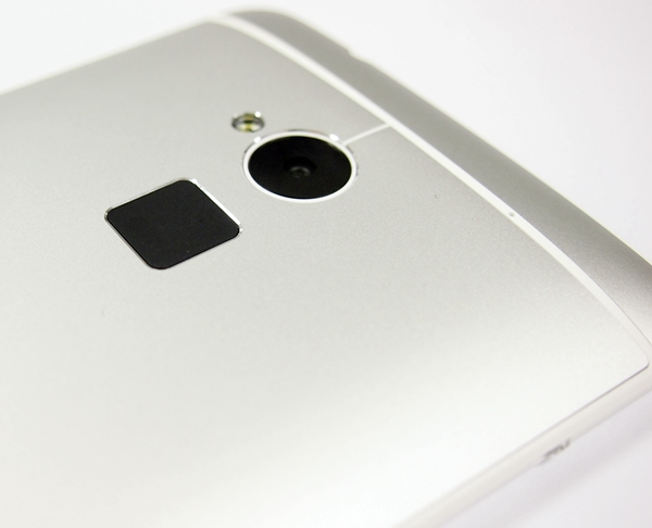 The HTC One Max is one of the few smartphones in the market to implement a fingerprint scanner.