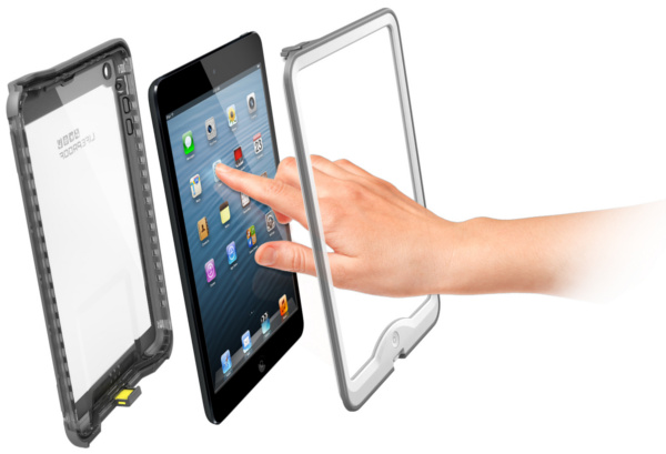 on sale 3d339 859f2 LifeProof Introduces nüüd Case for the iPad Mini - HardwareZone.com.sg