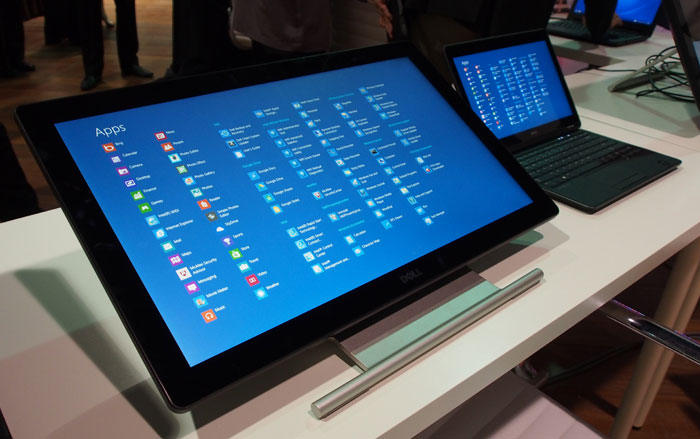 Some of Dell's latest enterprise products are well designed, and can easily be mistaken for consumer products.