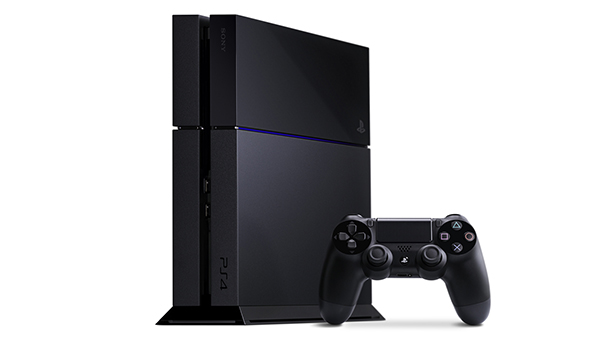 The PlayStation 4. My next gaming console.