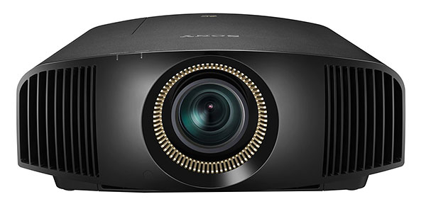 Prices of 4K home theater projectors are coming down. The S$14K VPL-VW500ES is one example. (Image source: Sony.)