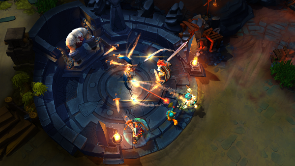 Strife aims to provide exciting gameplay changes to the usual style of MOBA games.