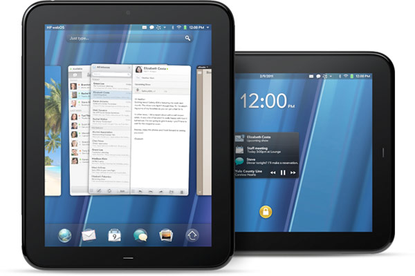 The disastrous WebOS 3.0-based HP TouchPad was discontinued just months after its launch.