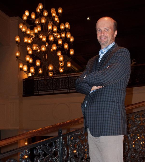 Michael Klipsch, the Klipsch Group's President for Global Operations