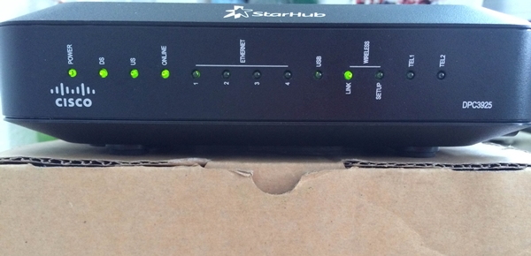 StarHub is offering cable modems for its fibre broadband customers who are still facing problems with their services.
