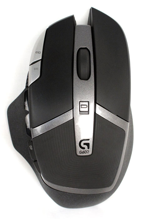 Logitech G602 Wireless Gaming Mouse - HardwareZone com sg