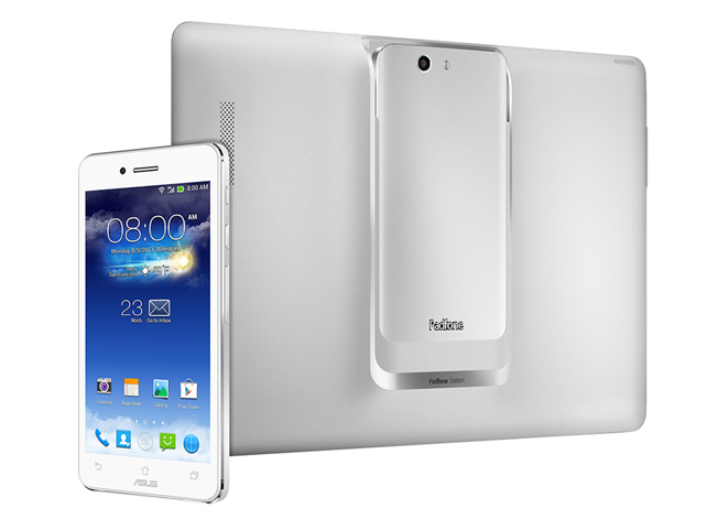 New ASUS PadFone Infinity (late 2013)
