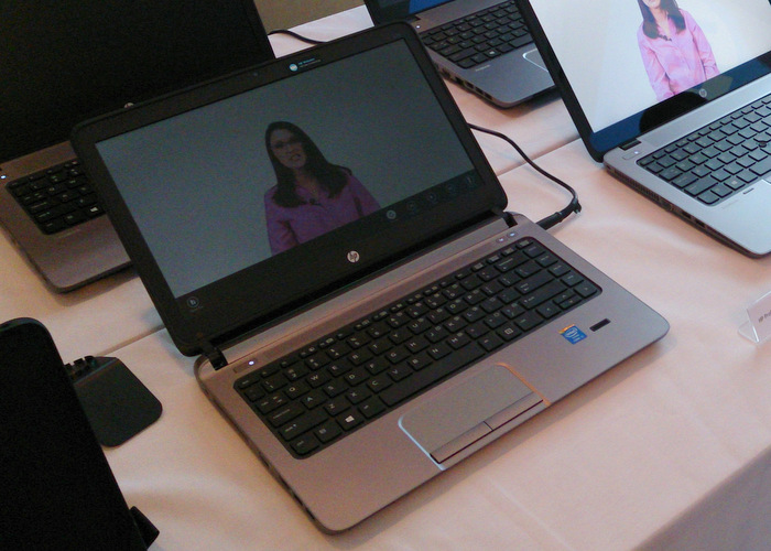 The ProBook 400 series notebooks are made for more budget conscious enterprises.
