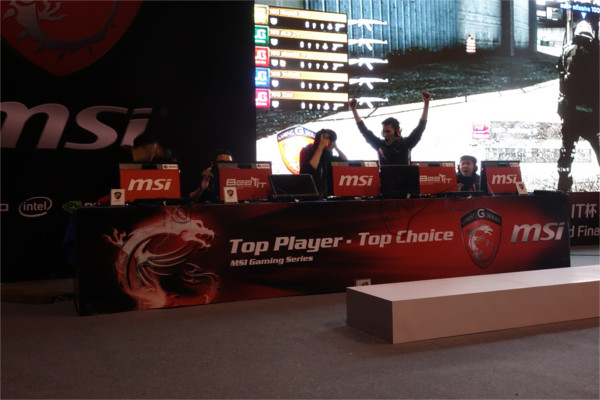 That moment it was confirmed Team nxl were winners of the MSI Beat It 2013 SEA Finals.