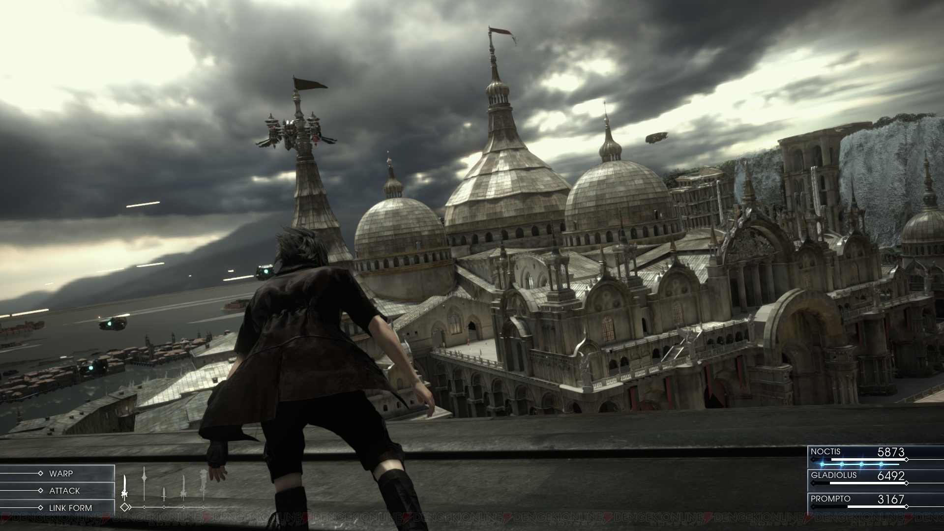 Final Fantasy XV (due in late 2014) might be the first next-gen exclusive title worth upgrading for.
