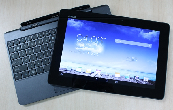 ASUS continues to blur the line between a tablet and a netbook with its latest Transformer Pad TF701T.
