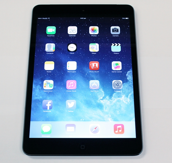 This year's Apple iPad Mini comes with a Retina display and the 64-bit A7 processor - a combination many have long been waiting for!