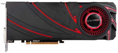 Colorfire Radeon R9 290 4GD5