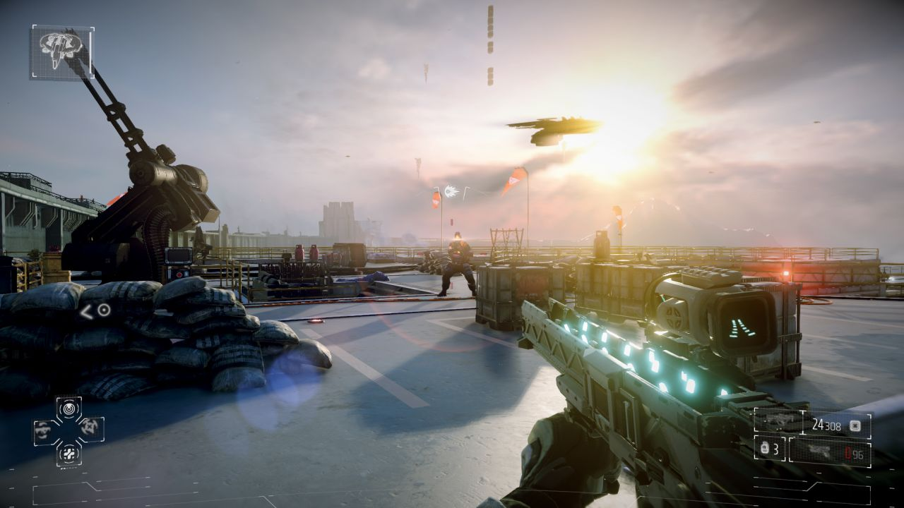 Killzone Shadow Fall will be one of the 19th December launch titles for the PS4.