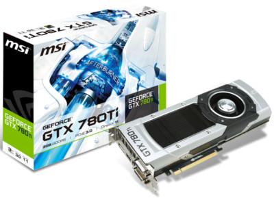 MSI GTX 780Ti 3GD5