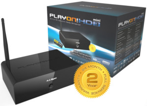 AC Ryan Playon!HD Mini3 (3D Full HD Network media streamer)