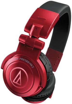 Audio Technica ATH-PRO500MK2 Professional DJ Headphones