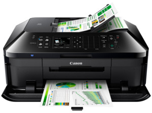 Canon MX727 Wireless Photo AIO with Auto Document Feeder