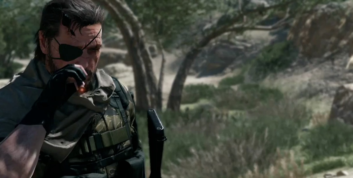 Metal Gear Solid 5 will be available for both Xbox One and PS4.