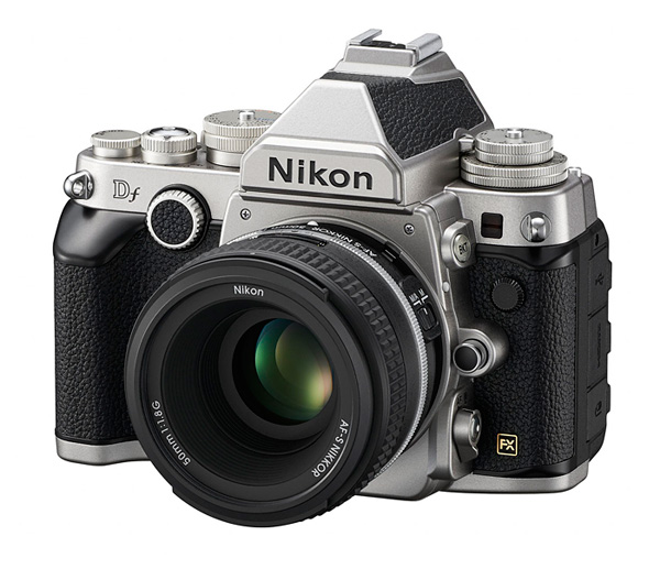 In our universe, Nikon announces the Df, a DSLR with a retro-makeover.